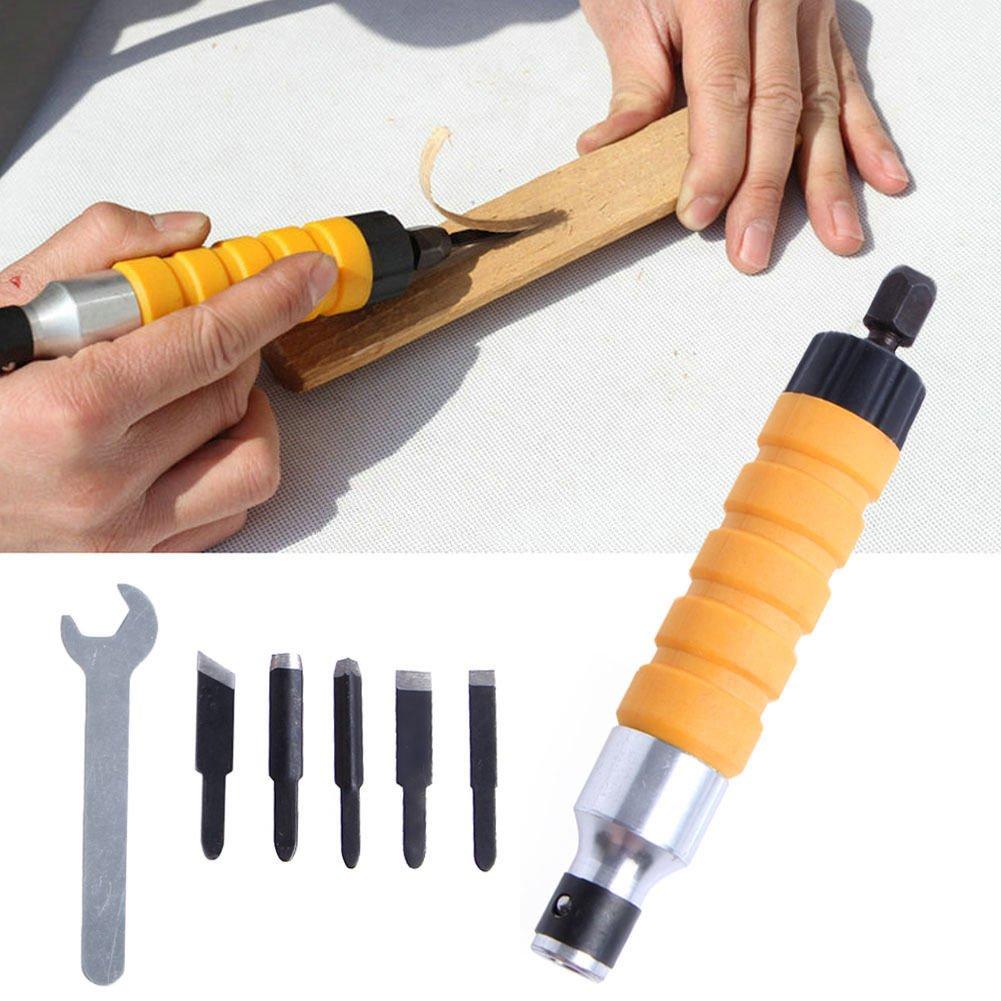 Herramienta de tallado de cincel para madera ZQDL