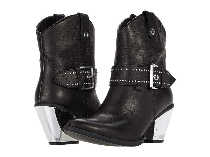 Backstage  Shoes (Black) Women's Boots