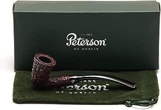 Peterson Calabash Rustic Tobacco Pipe Fishtail