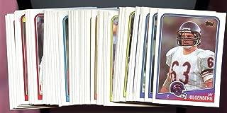 1988 topps bo jackson baseball card