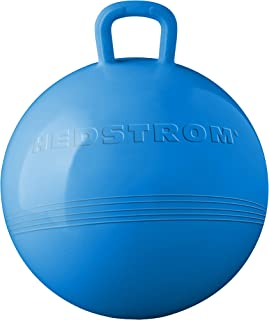 "Hedstrom Blue 15"" Hopper Ball"