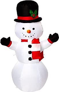 blow up christmas decorations sale