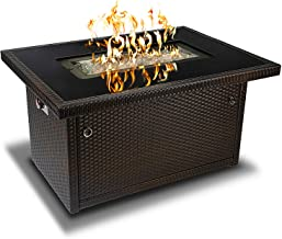 propane fire pit furniture sets