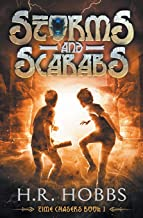 Storms and Scarabs (Time Chaser Series)