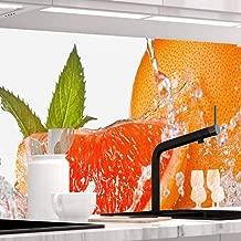versteift PUSTEBLUME Hartschicht Küchenrückwand alle Untergründe 1.5mm