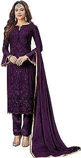 Indian wear Salwar Kameez Anarkali Party wear Fashionable Designer Ethnic Wedding Suit