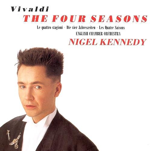 """The Four Seasons, Violin Concerto in G Minor, Op. 8 No. 2, RV 315 """"Summer"""": III. Presto"""