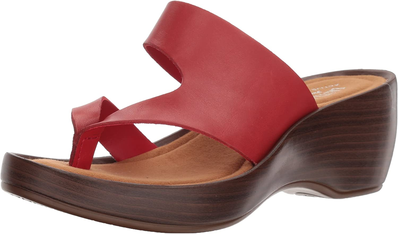 Eastland Woherren Laurel Sandal, rot, rot, rot, 10 W US  155b72