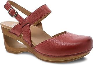 Dansko Women's Taci Wedge Comfort Sandals