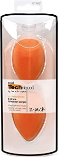 3in1 Miracle Complexion Sponge by Real Techniques - Pack of 2 Sponges