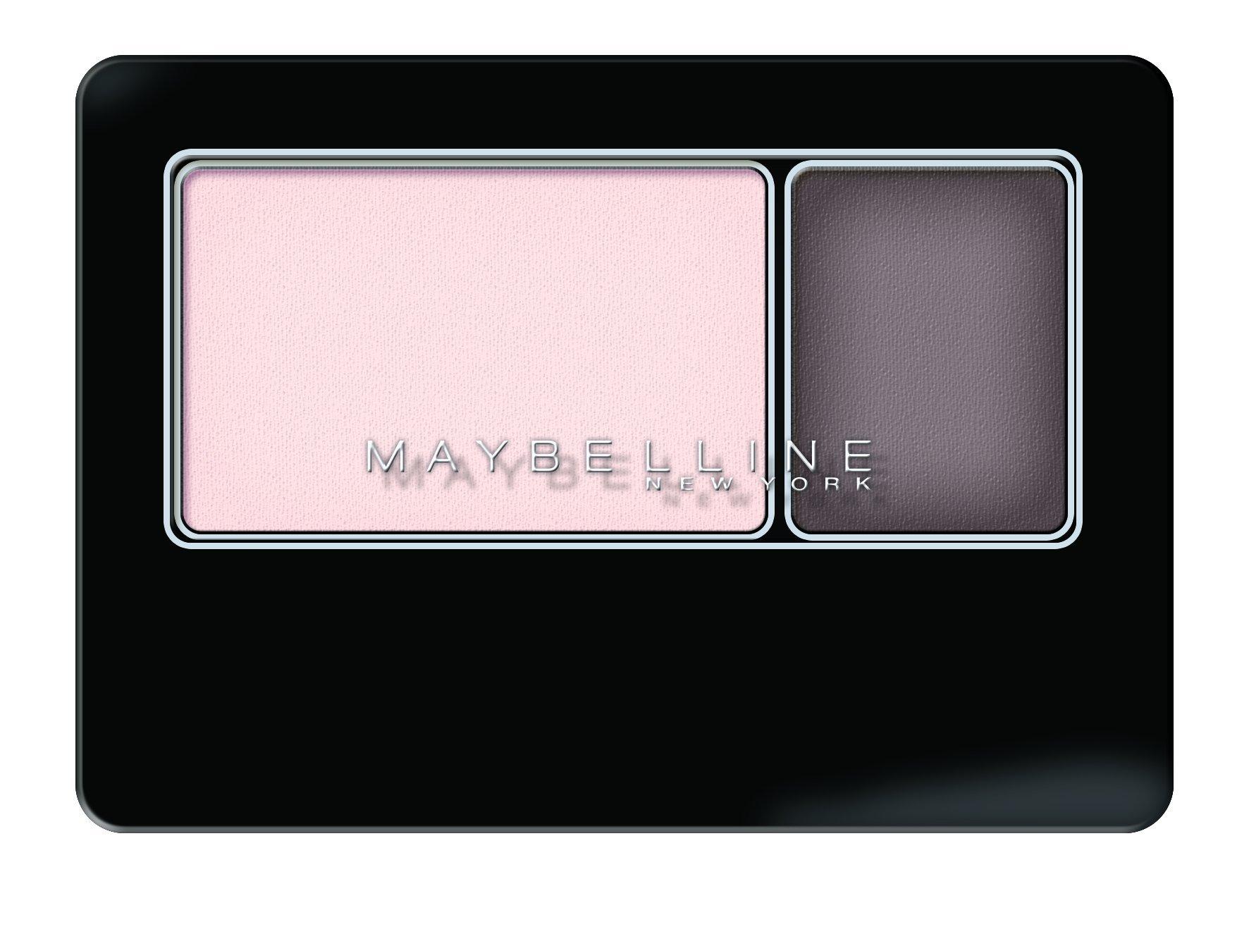 Maybelline New York Expert Wear Eyeshadow, Dusk, Duos, 0.08 Ounce