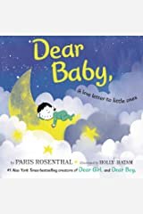 Dear Baby: A Love Letter to Little Ones Kindle Edition