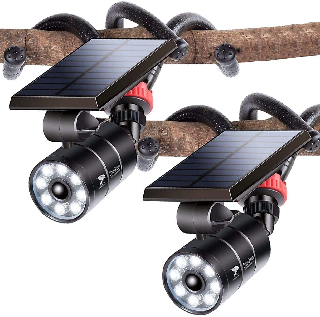 Outdoor Solar Motion Limited Product time cheap sale Sensor Camping Lights of Aluminum 1400 2 9W