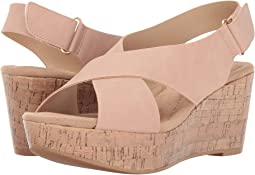 Dusty Pink Nubuck