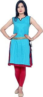 Rama Women's Cotton Kurta and Legging Suit Set