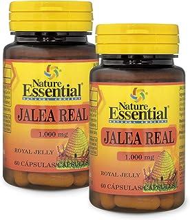 Jalea real 1000 mg 60 cápsulas (Pack 2 unid.)