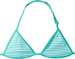 Terry Raye Triangle Swimsuit Top (Big Kids)