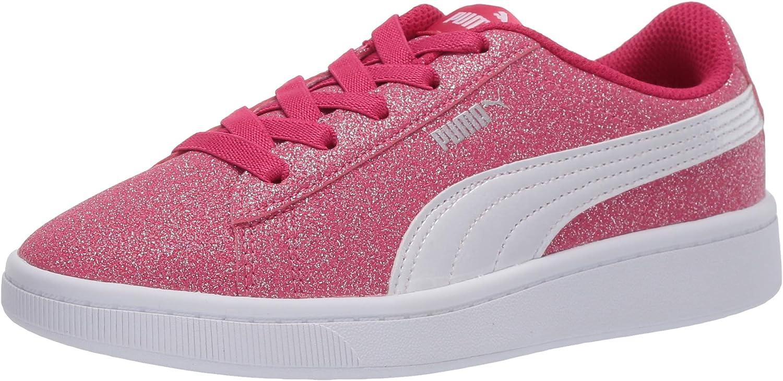 PUMA Unisex-Child Vikky Max 76% OFF Glitz Max 54% OFF Slip on Sneaker
