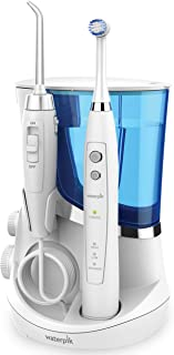 Waterpik Complete Care 5.5 Water Flosser & Oscillating Toothbrush - White