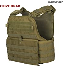 low profile tactical vest