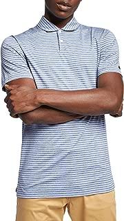 Nike New TW Vapor DRI FIT Stripe OLC Golf Polo