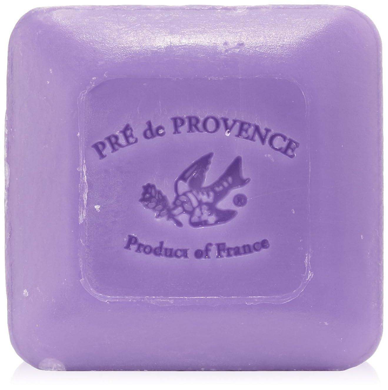 スリンク寛大な合図PRE de PROVENCE シアバター エンリッチドソープ ギフトパック ジャスミン JASMIN プレ ドゥ プロヴァンス Shea Butter Enriched Soap