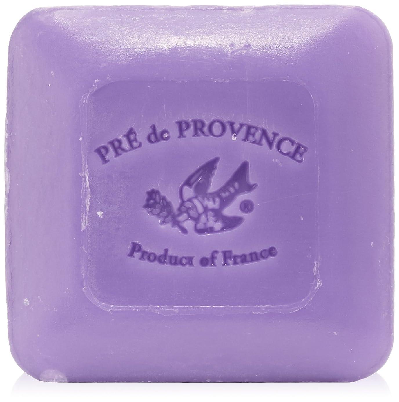 未接続強制的カップルPRE de PROVENCE シアバター エンリッチドソープ ギフトパック ジャスミン JASMIN プレ ドゥ プロヴァンス Shea Butter Enriched Soap