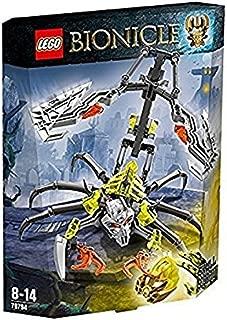 LEGO Bionicle 70794 Skull Scorpio Action Figure