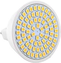 Led Bulbs, YWXLIGHT, MR16 72LED 7W 2835SMD 600-700Lm Warm White Cool White LED Spotlight AC 220-240V 1PCS led lights (Colo...