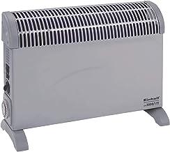 Einhell Convector CH 2000/1 TT (230 V, 2000 Watt max, 3 verwarmingsstanden, traploze thermostaatregelaar, bevestiging als ...