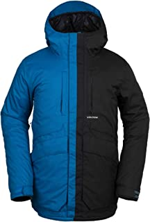 Volcom Men's Fifty 2 Layer Shell Snow Jacket