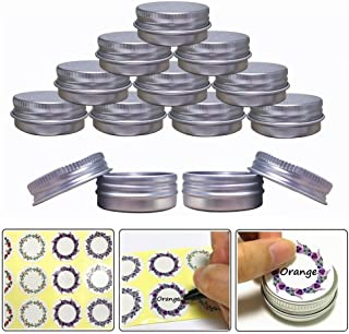 Best 2 oz tin containers Reviews