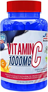 Vitamina C American Suplement - 60 cap.
