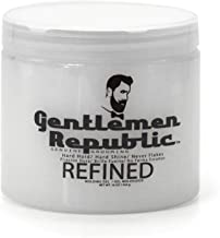 Gentlemen Republic Refined Molding Hair Gel 16 oz