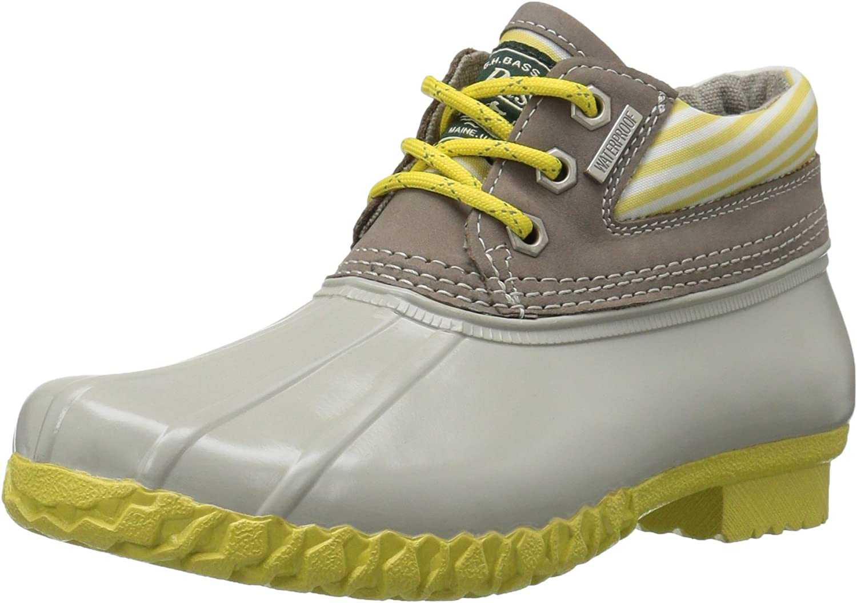 G.H. Bass & Co. Womens Dgoldthy Rain Boot