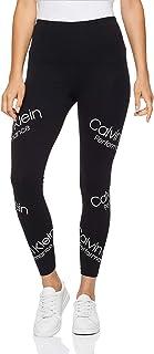 CALVIN KLEIN Women's High Waist Printed 7/8 Leggings