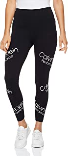 Calvin Klein Women's High Waist Printed 7/8 Leggings