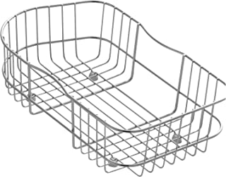 KOHLER K-3368-ST Staccato Wire Rinse Basket, Stainless Steel