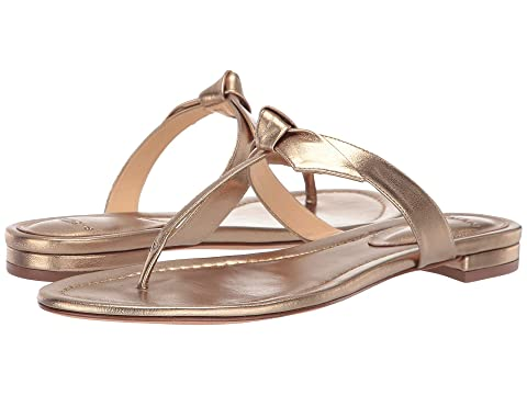 Alexandre Birman Clarita Naked Flat