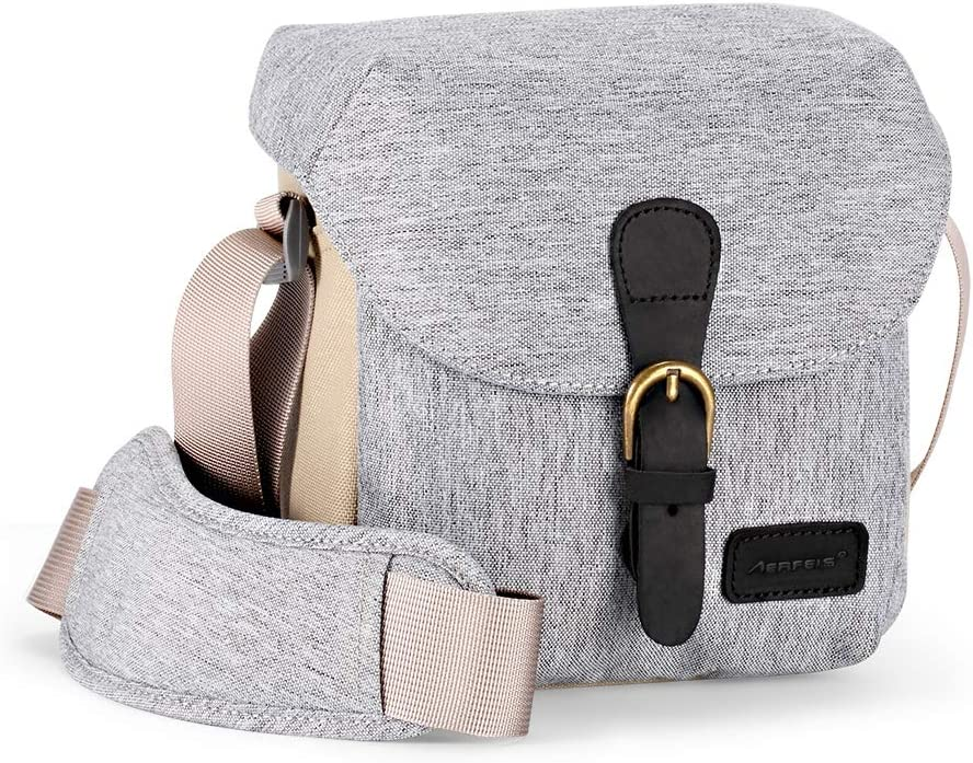 AERFEIS Mirrorless Camera Quality inspection Light-Weight Shoulder Bag Water online shop Repell