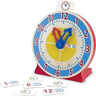 Melissa & Doug Turn and Tell Clock