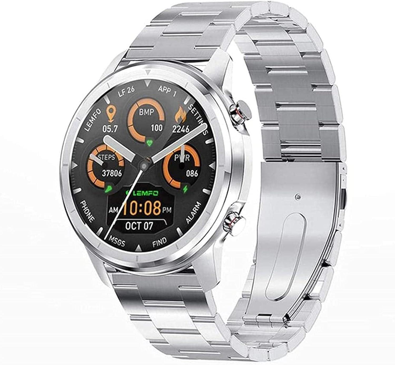 ZXCVBNN F26 Sports Men's Smart Watch Call 2021 Wat Bluetooth NEW before selling New Weekly update
