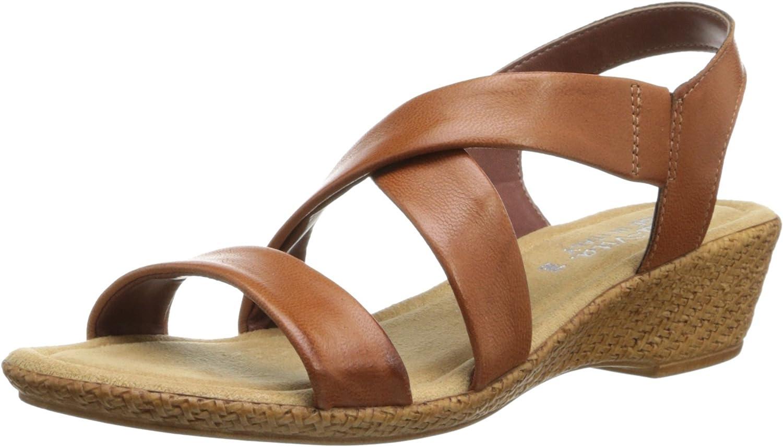 Bella Vita Made in  Women's Ciao Wedge Sandal