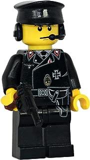 Modern Brick Warfare German Army WW2 Panzer Tank Commander Custom Minifigure