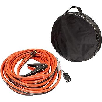 Amazon Com Csi W8176 Quick Disconnect Jumper Cables Automotive