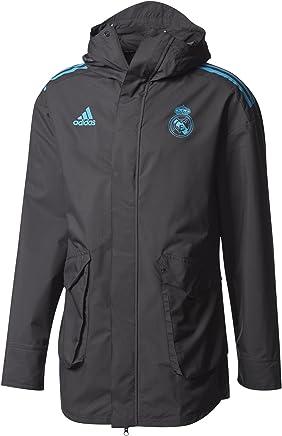 Adidas Men's Eu Allw Jk Real Madrid Jacket