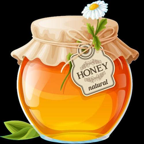 Honig-Foto-Collage