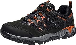 Hiking Shoes Men Non-Slip Sneakers Low Top for Outdoor Trailing Trekking Walking