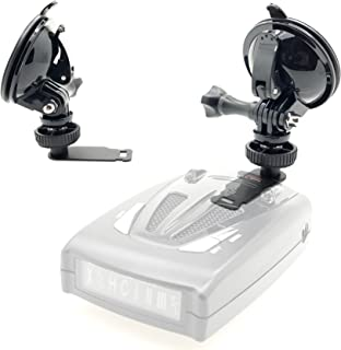 AccessoryBasics Super Suction Mount for Whistler Radar Detector (CR65 CR 70 CR75 CR80 CR85 CR90 CR93 XTR Pro DE17xx XTR2xx...