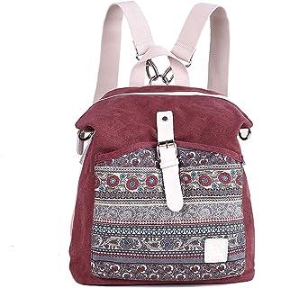 Amazon.es: Lona - Bolsos para mujer / Bolsos: Zapatos y complementos
